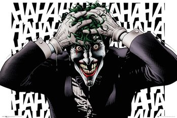 Плакат DC Comics - Killing Joke