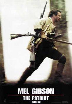 DER PATRIOT - Mel Gibson Poster
