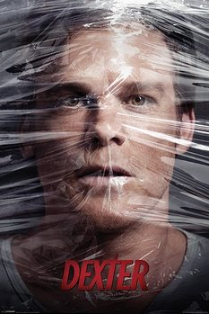 Poster DEXTER - shrinkwrapped