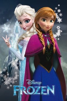 Плакат Disney - Frozen