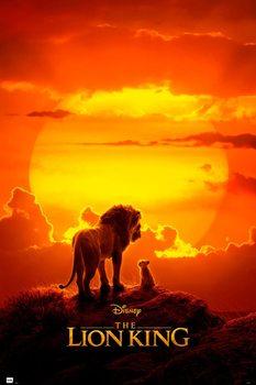 Póster El rey león - One Sheet