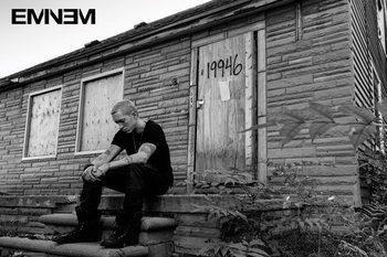 Poster Eminem - LP 2