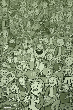 Poster Fallout - Compilation