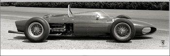 Ferrari F1 Vintage - Sharknose Kunstdruck