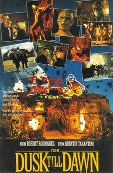 Poster From Dusk Till Dawn - Collage 2 (house)