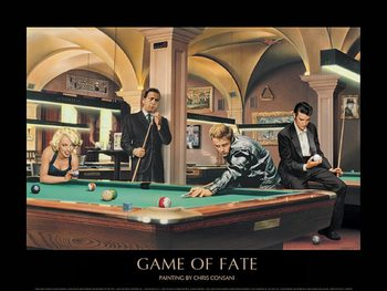 Game of Fate - Chris Consani Poster