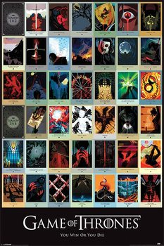 Poster Game of Thrones - Episodes