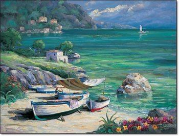 Konsttryck Gianola - Paesaggio VII