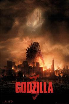 Poster GODZILLA - One Sheet