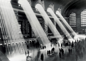 Poster Grand central station