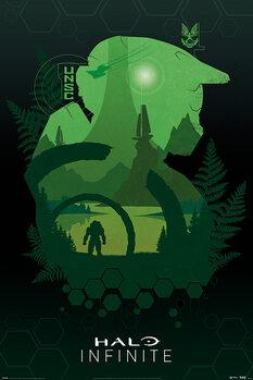 Póster Halo: Infinite - Lakeside