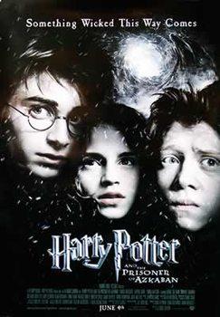 Poster Harry Potter och Fången från Azkaban
