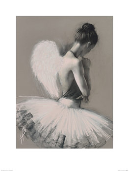 Poster  Hazel Bowman - Angel Wings II
