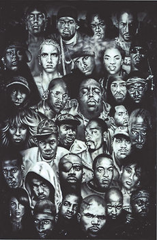 Poster Hip Hop - Collection
