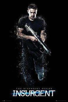 Poster Insurgent - Four