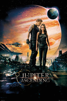 Poster Jupiter Ascending - One Sheet