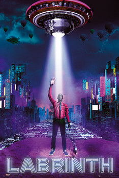 Poster Labrinth - ufo