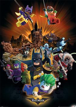 Poster LEGO Batman - Boom