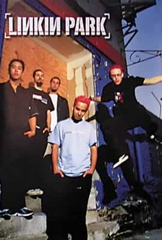 Poster Linkin Park - Picture of Group