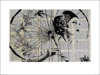Loui Jover - Blossom Kunstdruck