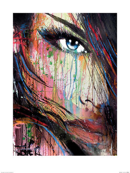 Loui Jover - Dark Nature Kunstdruck