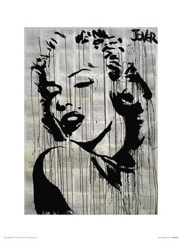 Loui Jover - Icon Kunstdruck
