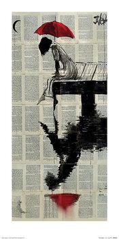 Loui Jover - Serene Days Kunstdruck