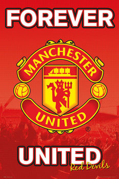 Manchester United FC - Forever 15/16 poster