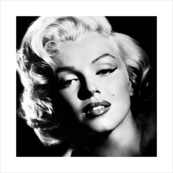 Konsttryck Marilyn Monroe - Glamour