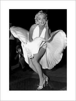 Marilyn Monroe  Kunstdruck