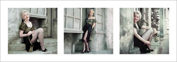 Marilyn Monroe - The Parisian Series Kunstdruck