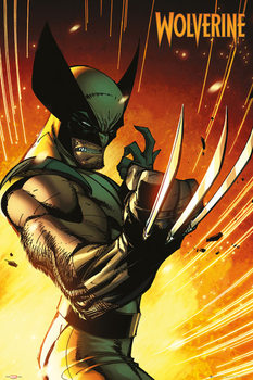 MARVEL EXTREME - wolverine Poster