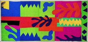 Konsttryck  Matisse - La vis