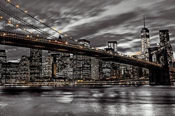 Poster New York - Assaf Fank