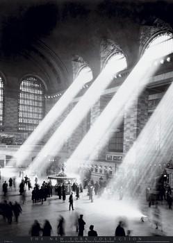 Poster New York - Grand central station