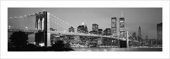 New York - Skyline Kunstdruck