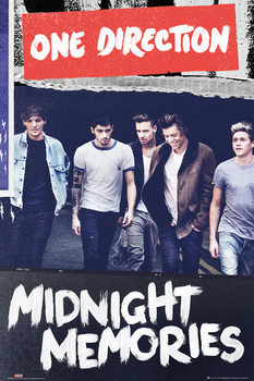 Poster One Direction - album cover
