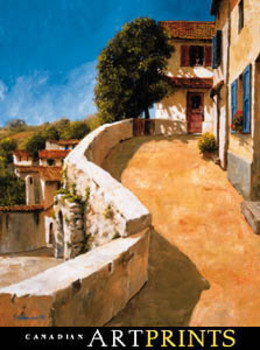 Provence Kunstdruck