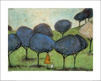 Sam Toft - Sniffing The Lilac Poster