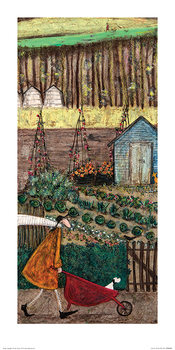 Sam Toft - Summer Kunstdruck