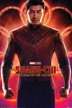 Póster Shang-Chi and the Legend of the Ten Rings - Flex