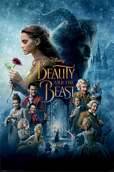 Poster Skönheten och odjuret - Transformation