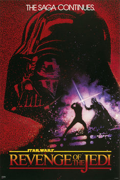 Poster Star Wars: Revenge of the Jedi