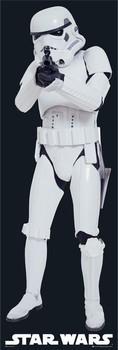 STAR WARS - stormstrooper gun Poster