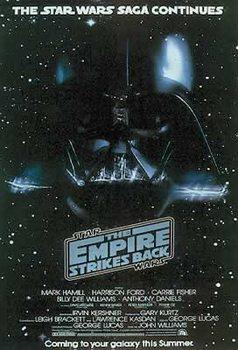 Star Wars: The Empire Strikes Back - Darth Vader Poster