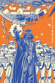 Плакат Star Wars - Vader International