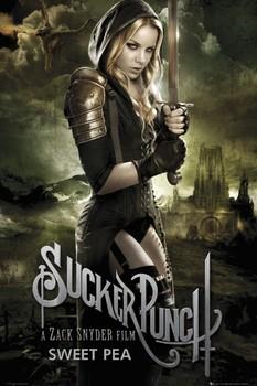 Poster SUCKER PUNCH - sweet pea