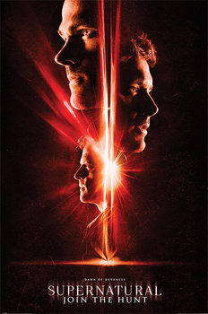 Poster  Supernatural - Dawn Of Darkness