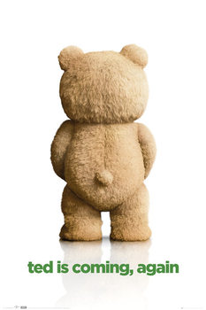 Poster Ted 2 - Coming
