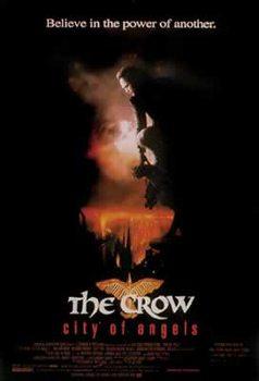 Poster THE CROW - die rache der krähe